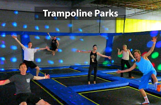 Trampoline Parks In India