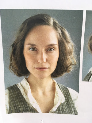Inessa Kraft,  actress, inspirational