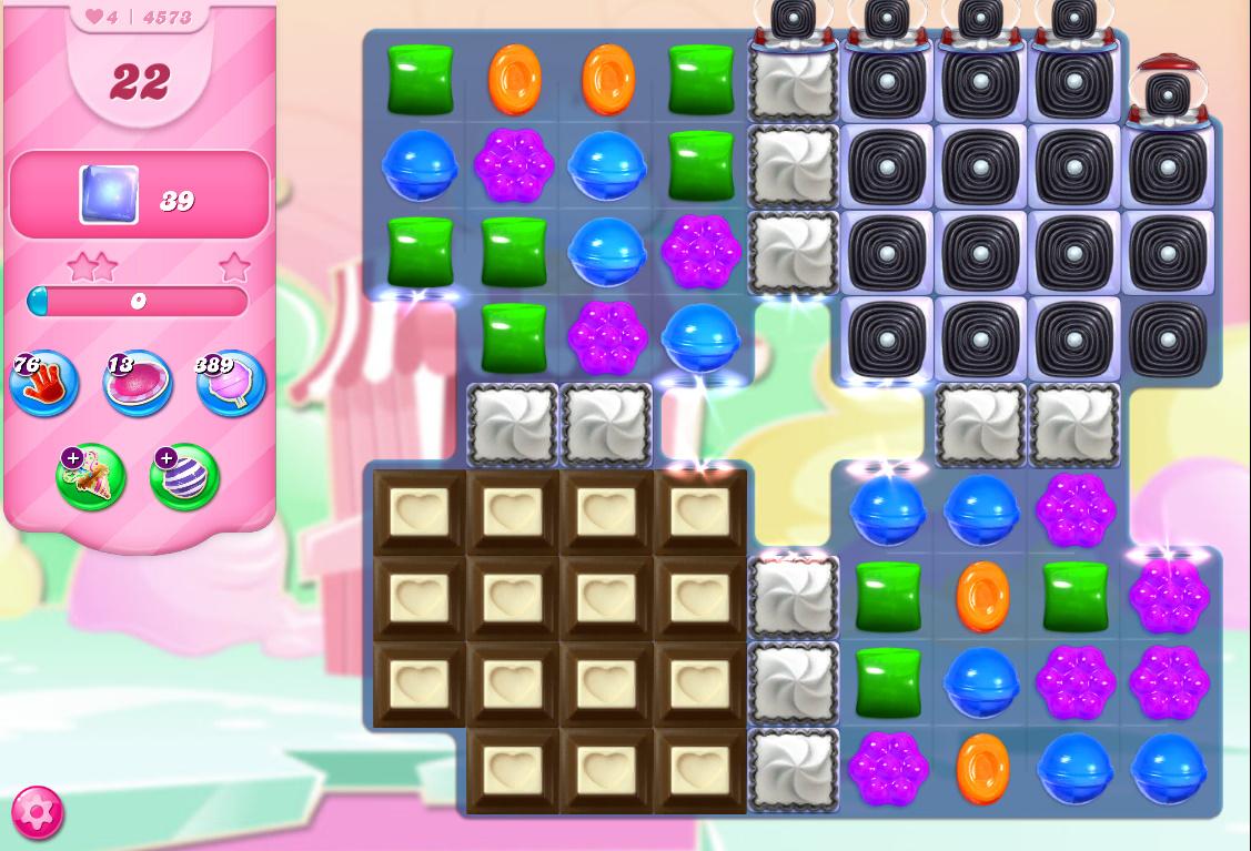 Candy Crush Saga level 4573
