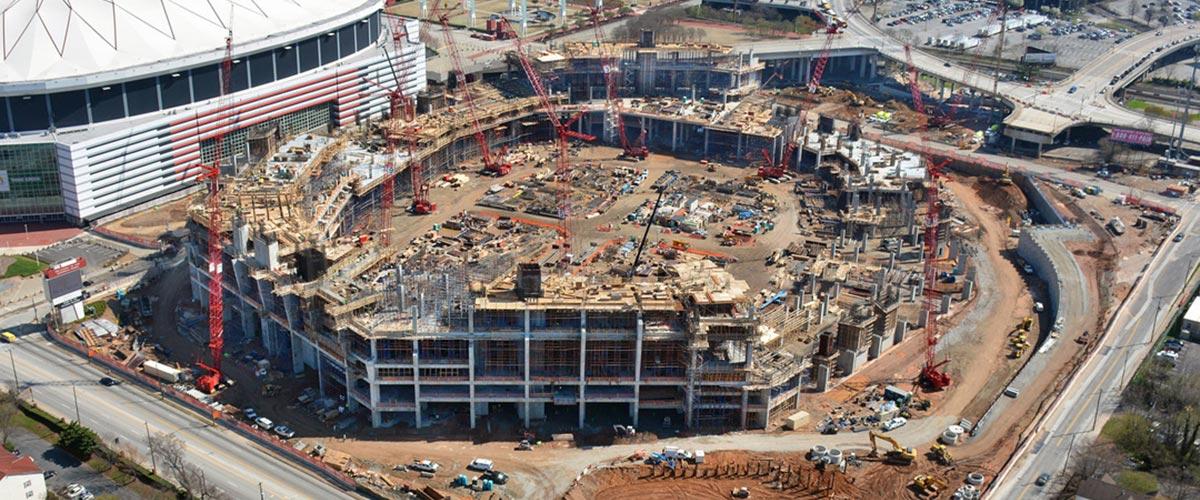 El Espectacular Estadio De Futbol Americano De Atlanta