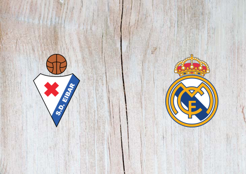 Eibar vs Real Madrid -Highlights 9 November 2019