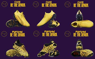 PES 2020 / PES 2019 / PES 2018 Puma Spark Pack 2020 by Tisera09