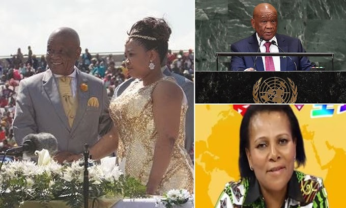 Police summon Lesotho's Prime Minister for questioning over the death of his second wife who was murdered weeks before he remarried