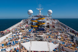 What If You Fell off a Cruise Ship