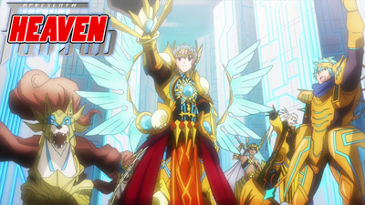 Cardfight!! Vanguard G Stride Gate - EP05