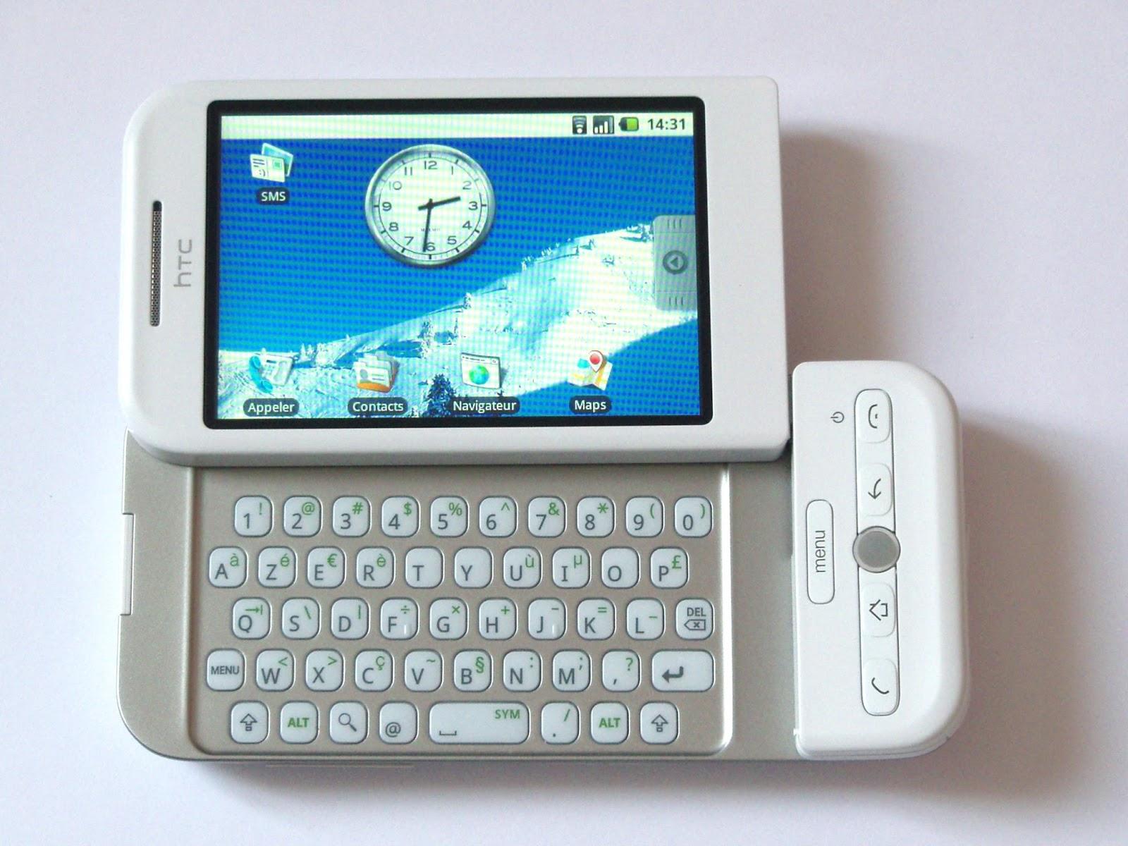 Inilah Smartphone Android Pertama Di Dunia Kompi Area