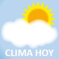Clima hoy