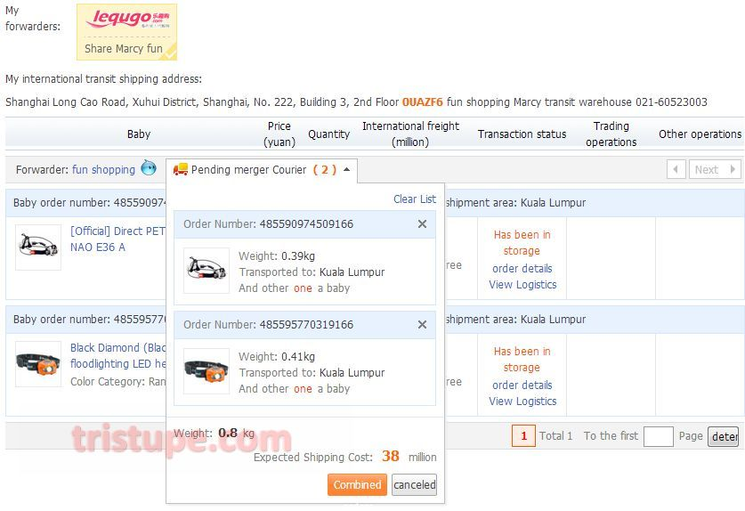 Taobao SEA Freight Forwarding : How-To Get It To Your