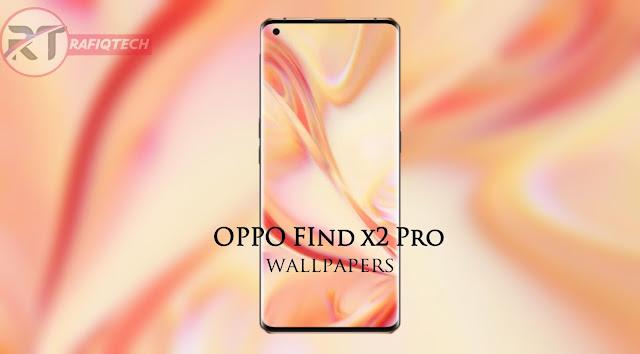 تحميل خلفيات Oppo Find X2 Pro بجودة عالية الدقة [FHD+]