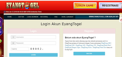 login eyangtogel