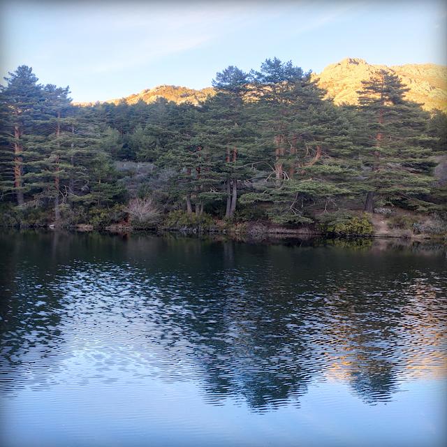 Foto paisaje bonito Madirex