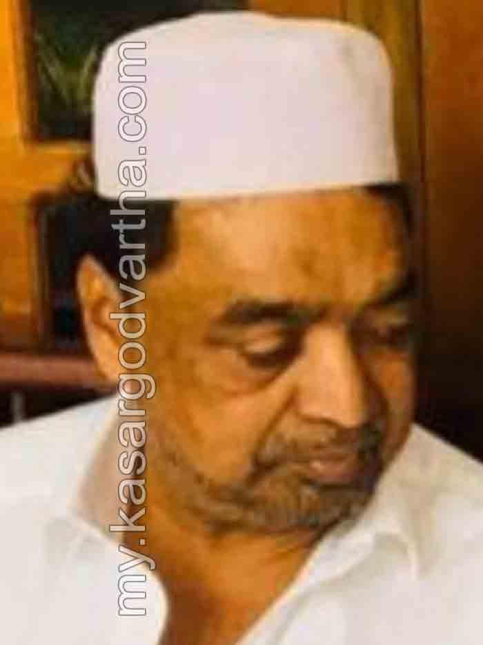 Padinhar C M Abdur Rahman Passed away