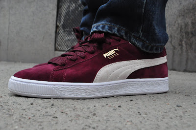 low priced 0f2f5 02381 Six Feet Down: Puma Suede classic 2011