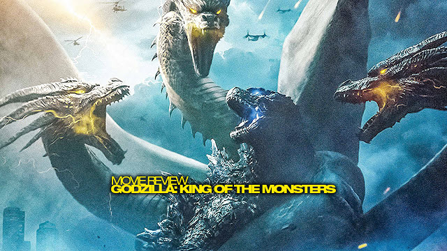 Godzilla: King of the Monsters (2019) Movie Review