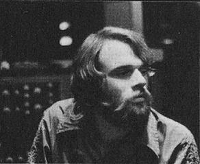 Above: Chris Hinshaw, circa 1971