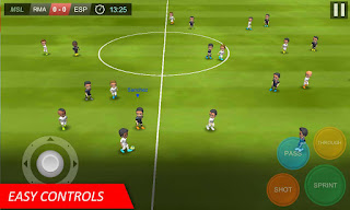 Mobile Soccer League MOD v1.0.3 Apk (Unlimited Code) Terbaru 2016 6