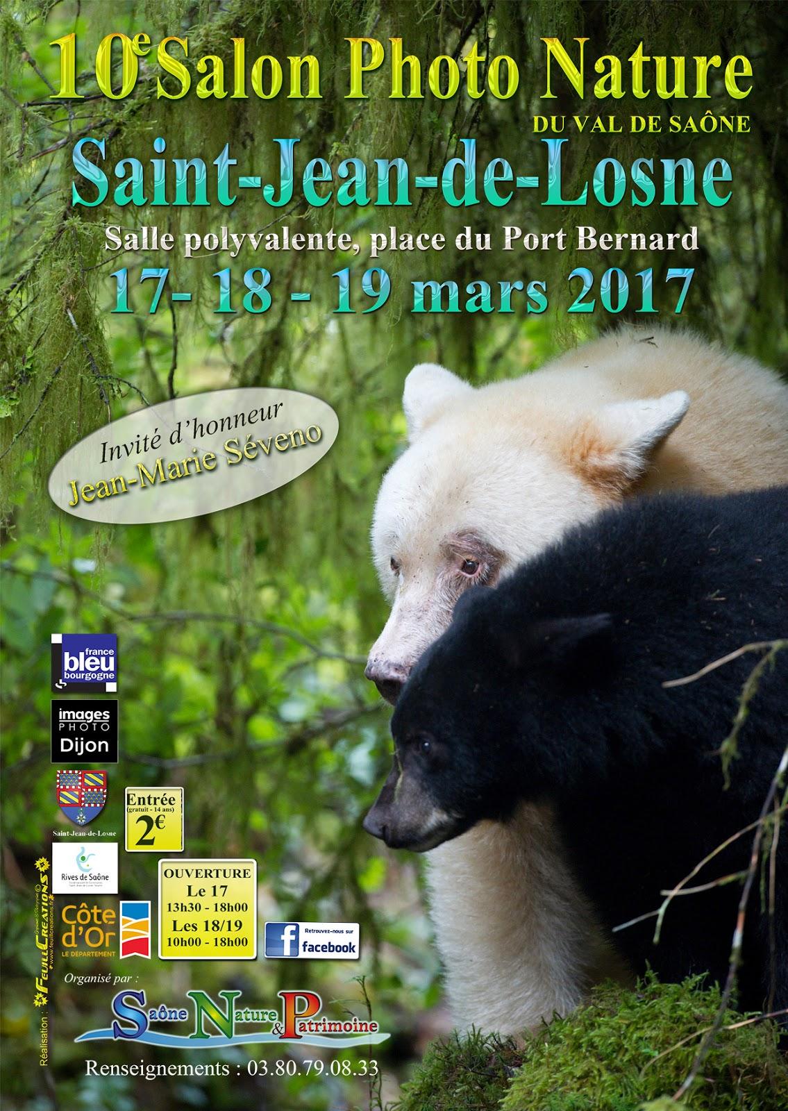 Photo nature du val de sa ne l 39 affiche du 10e salon for Jardin du val de saone