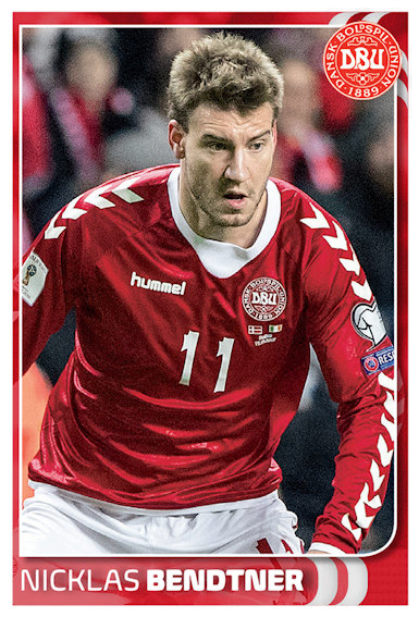 Football Cartophilic Info Exchange Panini Denmark Føtex Bilka