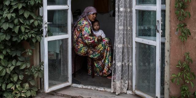 السجينات المسلمات يتعرضن للتعذيب والاغتصاب الجماعي داخل المعتقلات الصينية