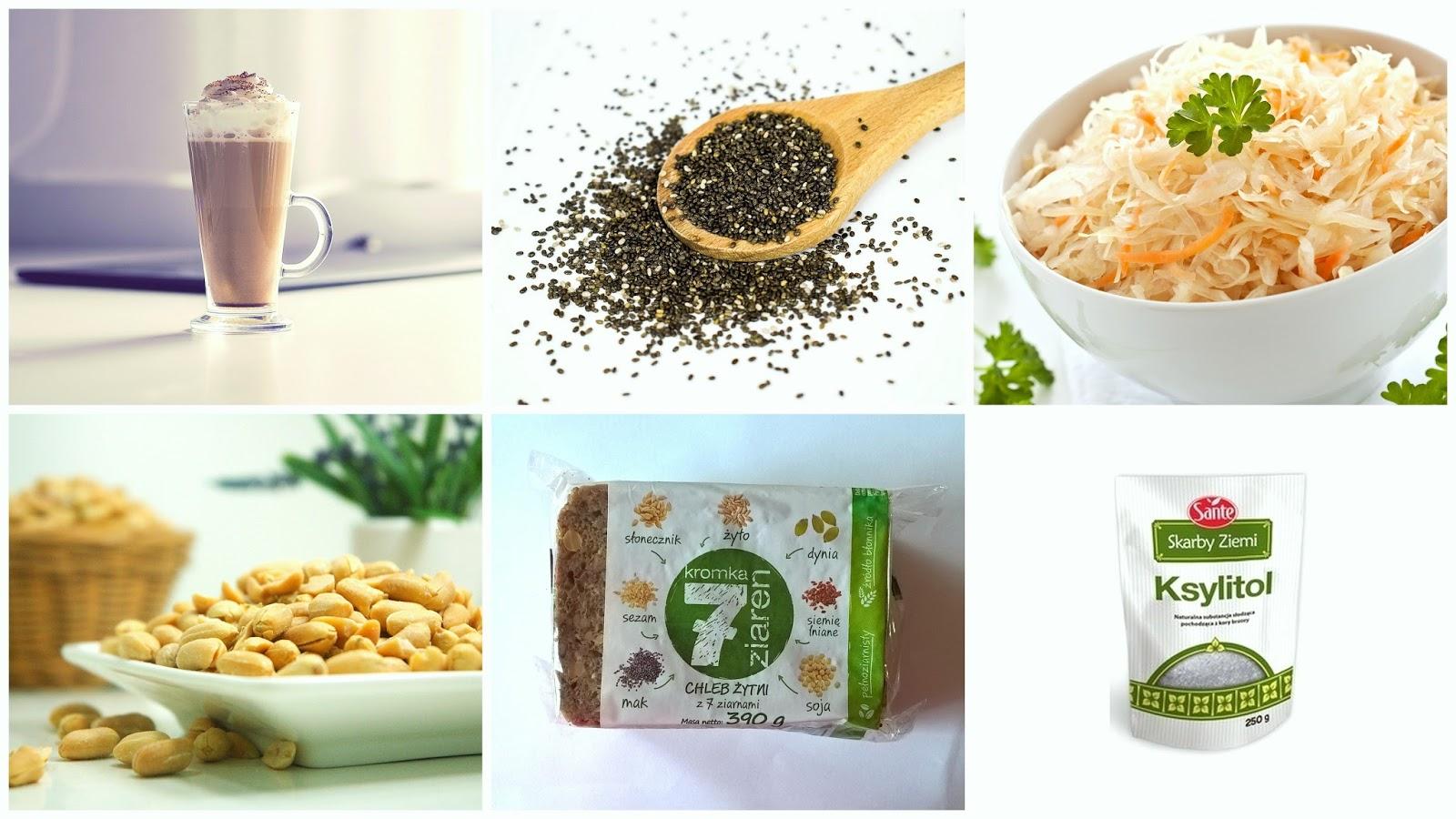 Moje top 6- produkty, które pomogły mi przetrwać na diecie cukrzycowej.
