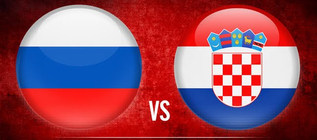 RUSSIA CROAZIA Streaming Gratis: info Facebook YouTube Canale 5 Mediaset Play con il cellulare
