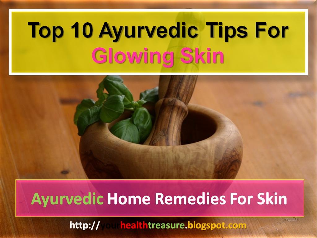 9 Best Ayurvedic Tips For Glowing Skin