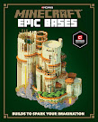 Minecraft Epic Bases Book Item