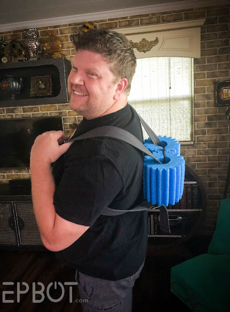 Our $5 DIY Sleep Apnea Solution To Keep John From Dying 8