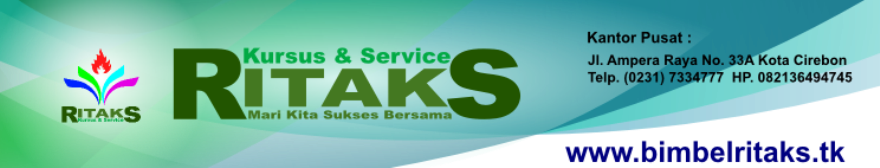 RITAKS Kursus & Service | Privat & Kursus Cirebon | All About Linux & Open Sources