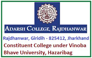 Adarsh Mahavidyalaya Rajdhanwar