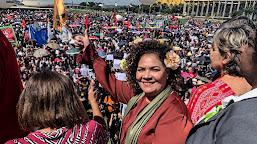 NACIONALISMO E FOGO NA AMAZÔNIA - Por Perpétua Almeida