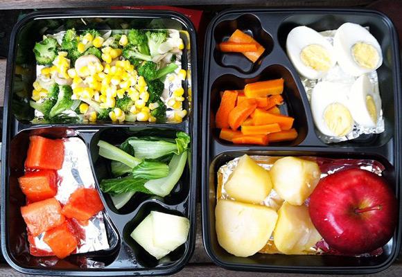Koleksi Menu Diet Harian Tanpa Nasi Untuk Turunkan Berat Badan