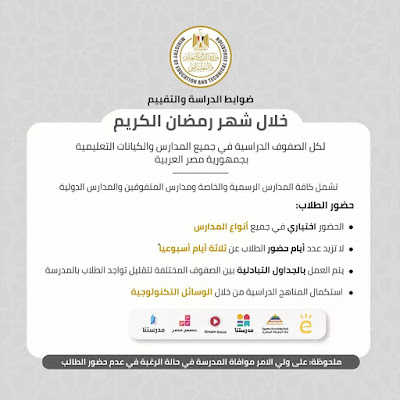 عاجل وهام - قررات وزير التعليم لكل الصفوف الدراسيه - اختصار قرارات اولي وثانيه ثانوي