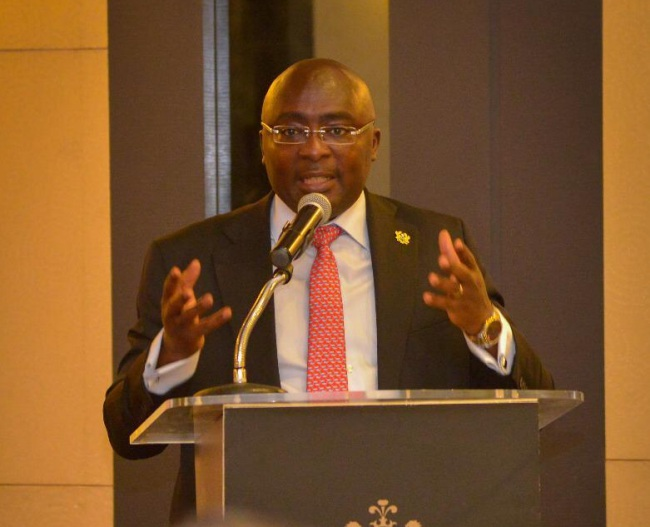 Ghana Is On The Rise Again – VP Bawumia to Ghanaians in Lebanon