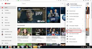 Cara Membuat Channel Youtube Sendiri di Android