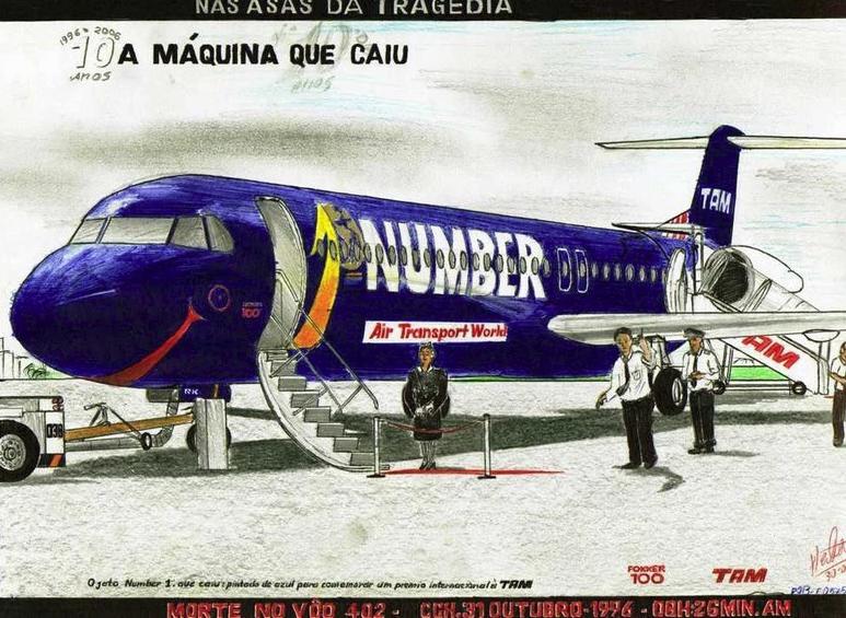 Outubro 2016 – 20 anos do JJ402, o acidente do Fokker 100 no bairrodo Jabaquara