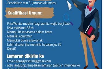 Lowongan Kerja Bandung Guru Kelas & Admin SD Tunas Insan