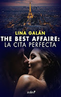The best affaire: la cita perfecta, Lina Galán