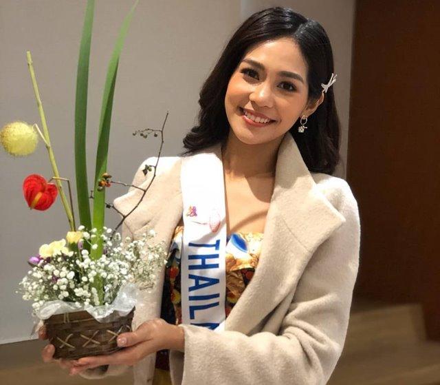 Sireethorn Leeramwat Pemenang Miss International 2019 - IGbintsireethorn