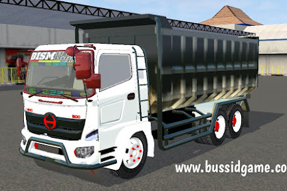 Mod Truck New Hino Dump By NGM