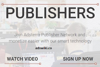 Adsterra Review - Publlishers ad network