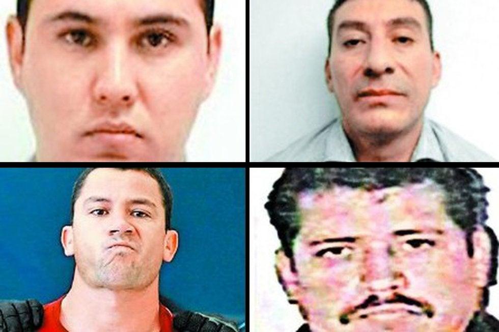 """Estados Unidos busca a diez sicarios de """"La Gente Nueva"""" brazo armado del Cártel de Sinaloa por entrar a su territorio, a 'levantar'"""