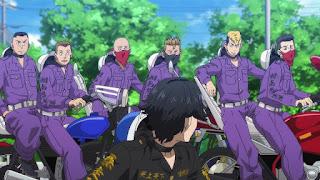 東京リベンジャーズ アニメ 中一   東リベ 東卍 東京卍會 創設メンバー    Tokyo Revengers EPISODE 16