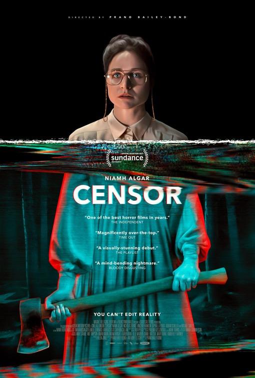 Escrito en el viento: Cartel de Censor