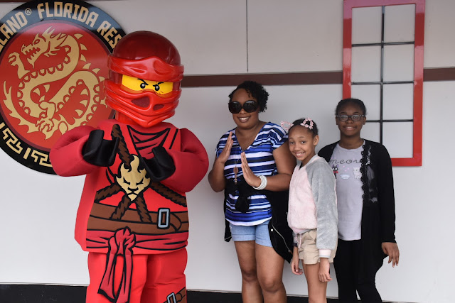 LEGO NINJAGO DAYS Event at LEGOLAND Florida Resort  via  www.productreviewmom.com