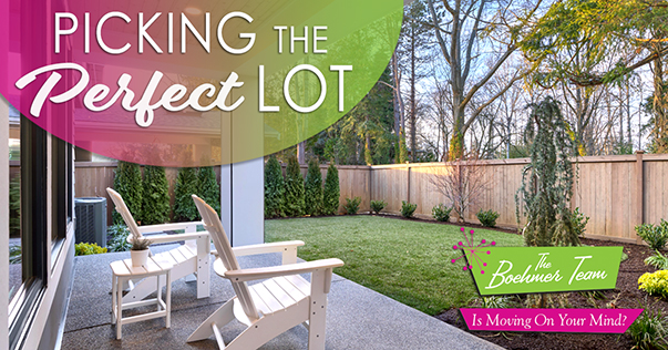 Picking the Perfect Lot