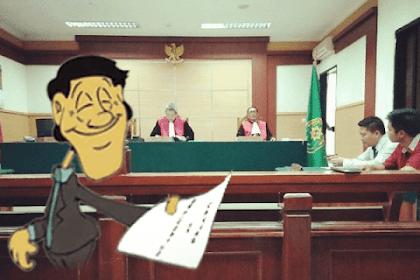 Contoh Surat Permohonan Intervensi Penyertaan
