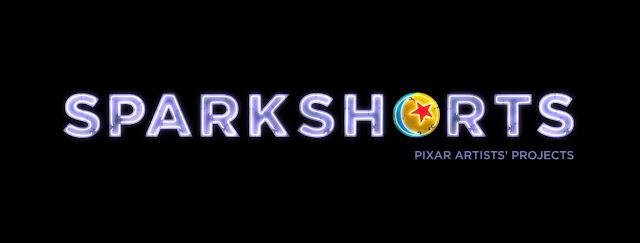 Pixar SparkShorts Logo