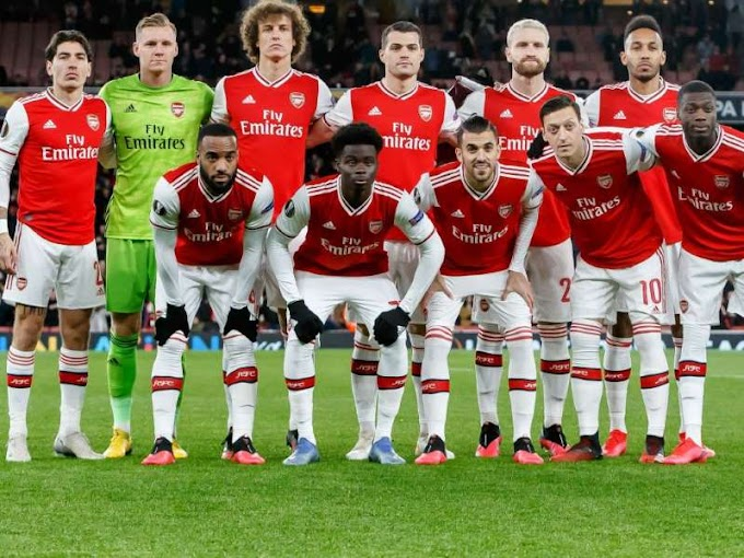 Arsenal players and coaches agree 12.5% pay cuts