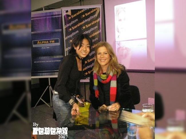 Eu e Paula - 2007